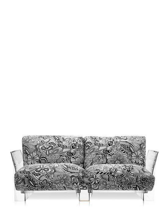 Pop - Sessel / Sofa - Bezug Missoni - Kartell