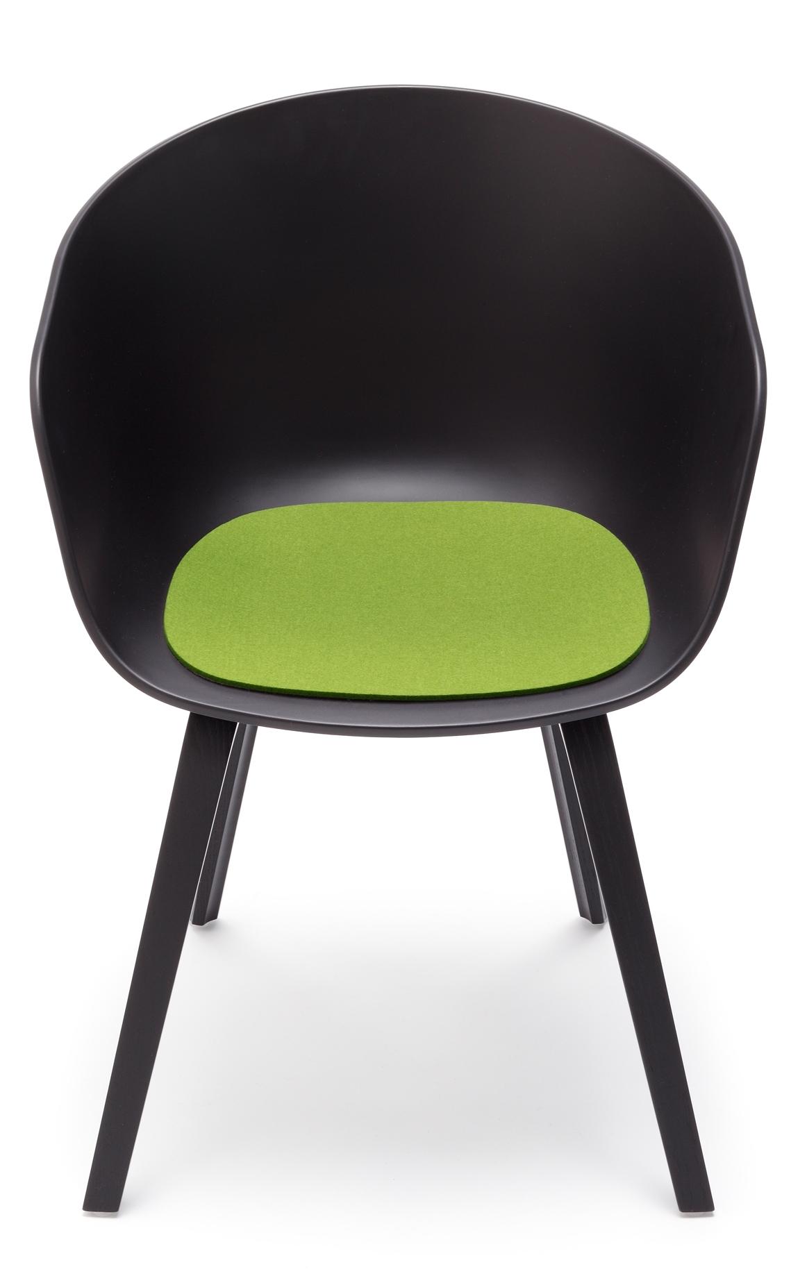 Sitzauflage - Filzauflage About A Chair AAC22 / AAC 22 Maigrün Hey Sign