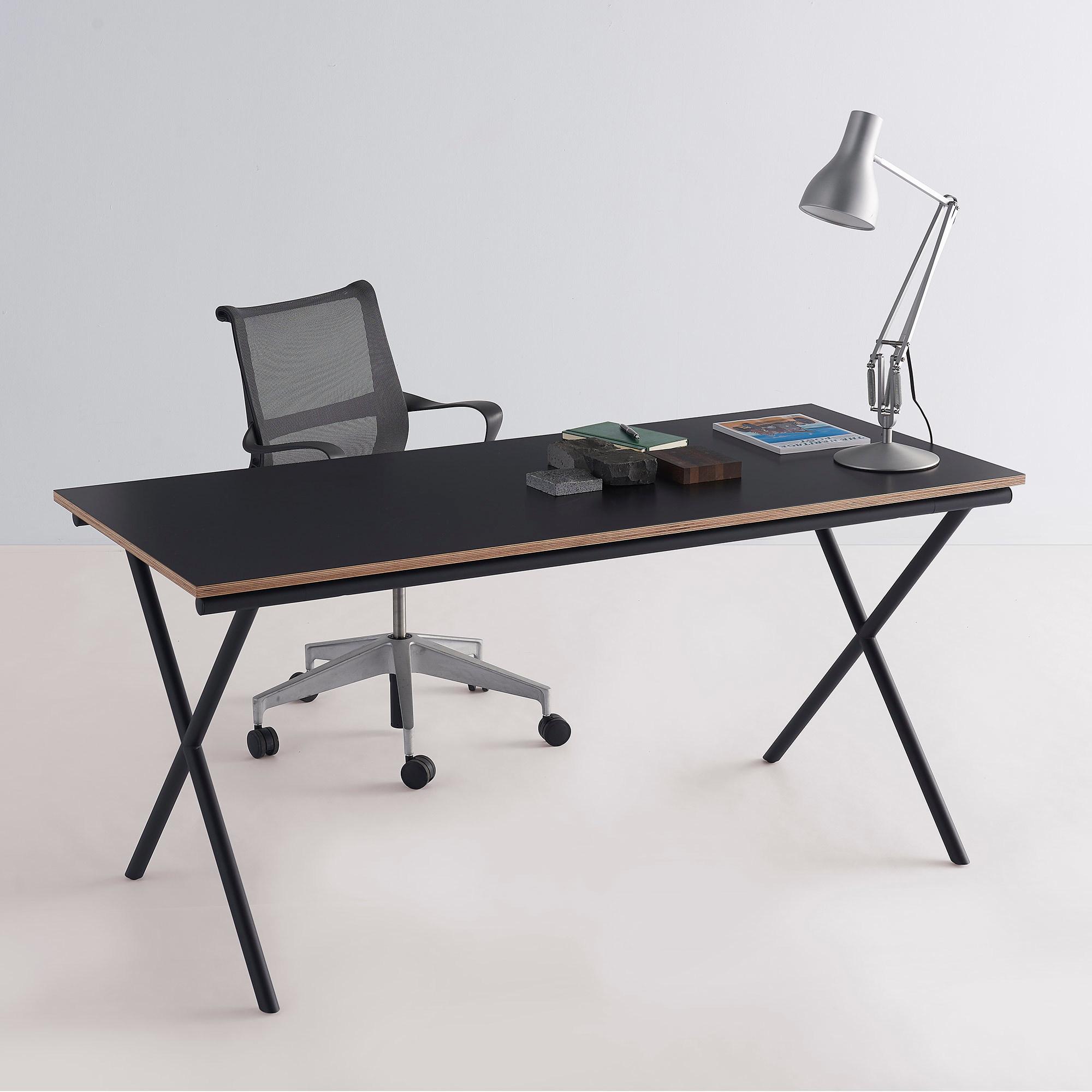 Ito Arbeitstisch / Esstisch Mox B125 x H75 x T70 cm
