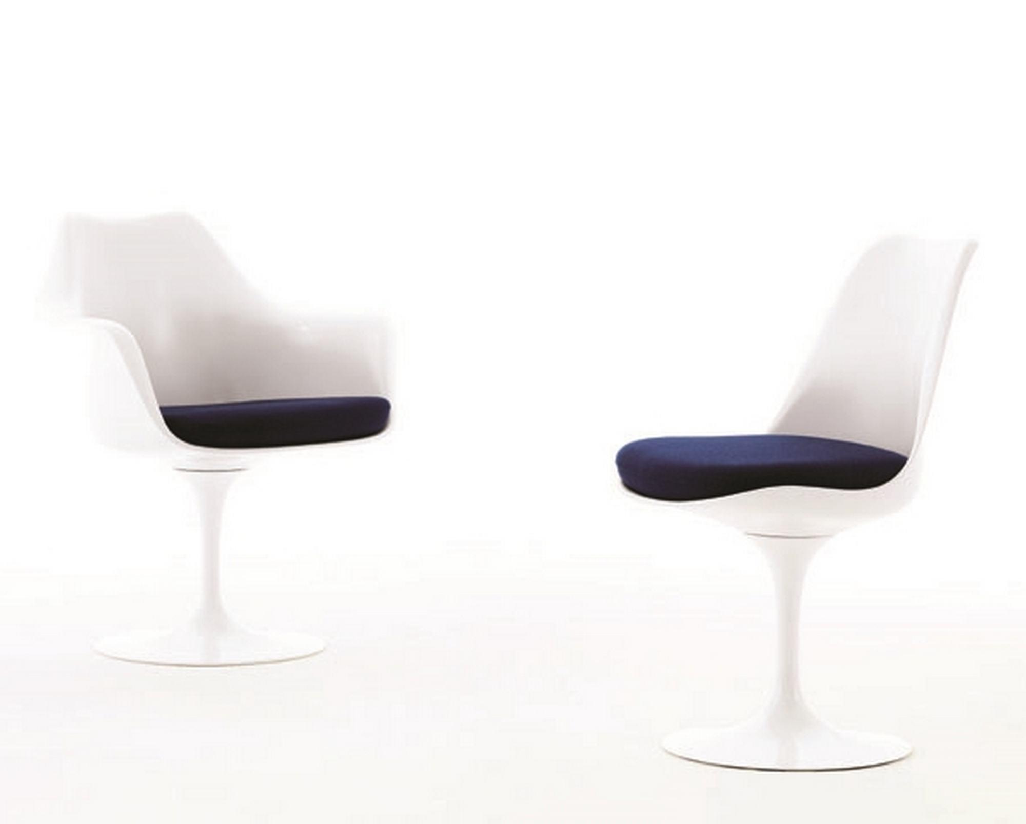 Tulip Chair Stuhl Knoll International - QUICK SHIP