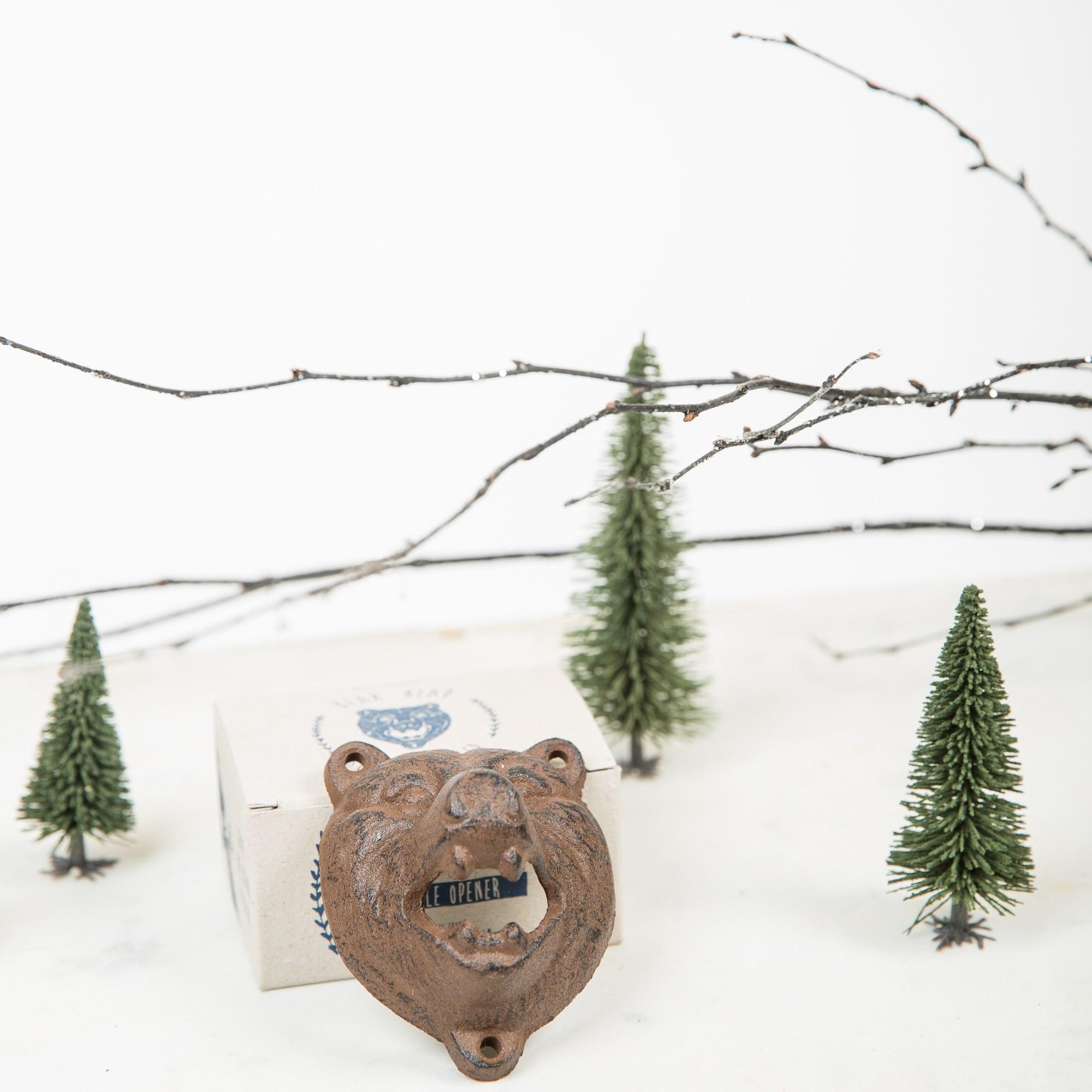 Flaschenöffner Bear Head Bär Men´s Society