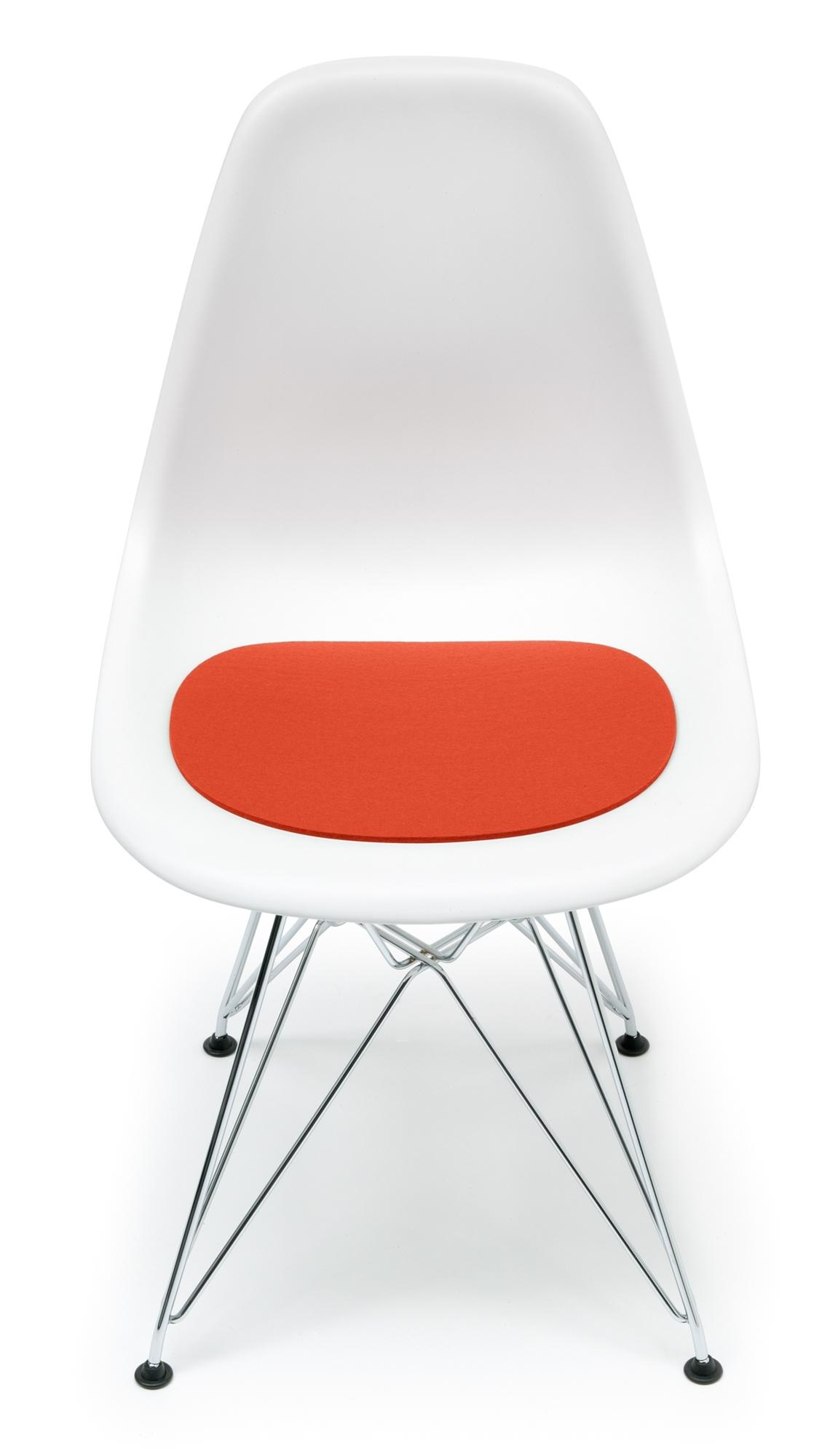 Sitzauflage-Filzauflage Eames Plastic Side Chairs DSR / DSW / DSX Hey Sign