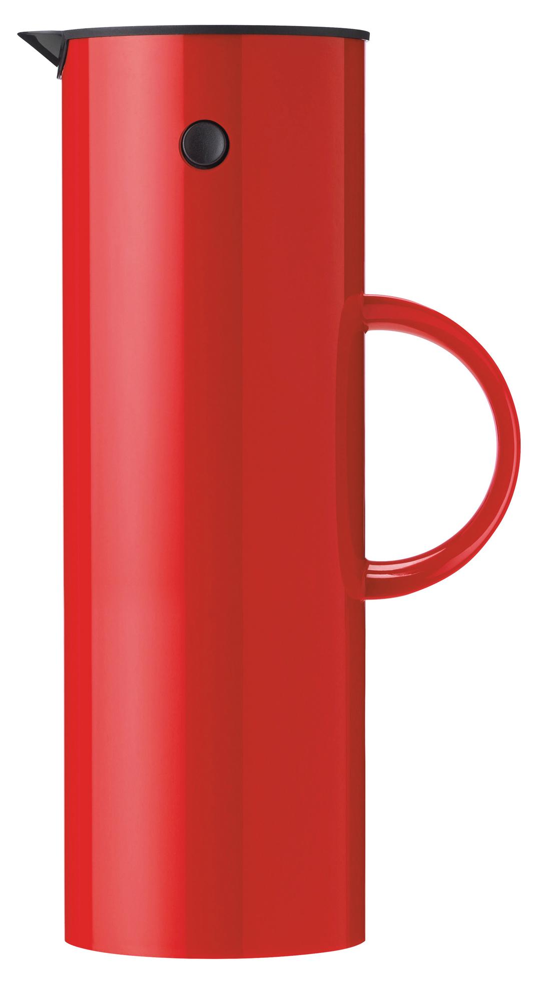 EM77 Thermoskanne / Isolierkanne Rot Stelton