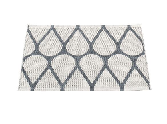 Otis Kunststoffteppich 70x50 cm Pappelina Granit-Fossil Grau