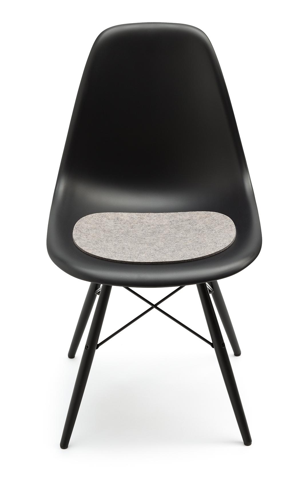 Sitzauflage-Filzauflage Eames Plastic Side Chairs DSR / DSW Grün Hey Sign