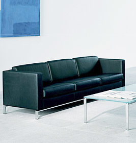 FOSTER 500 Sofa, 3-sitzig