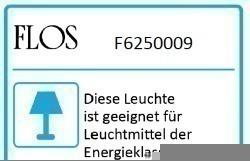 Miss Sissi Tischleuchte Flos - EINZELSTÜCKE