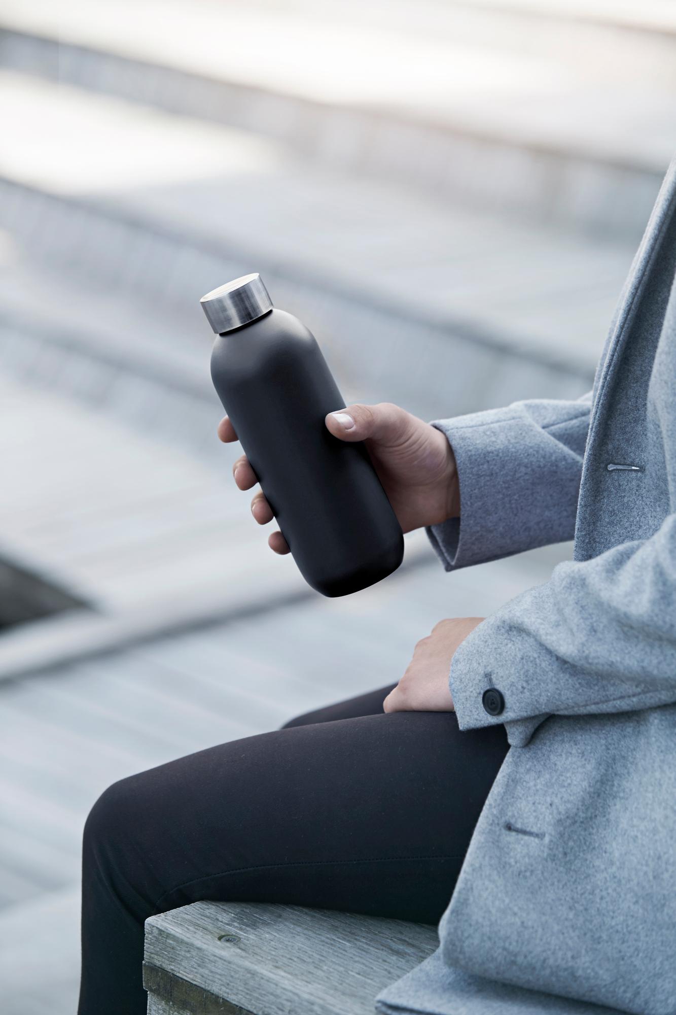 Keep Cool Trinkflasche 0,6 l Stelton Cloud