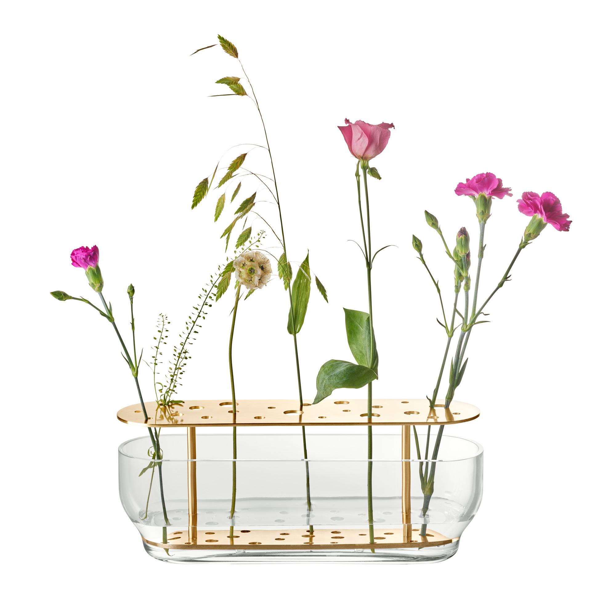 Ikebana Vase lang Fritz Hansen