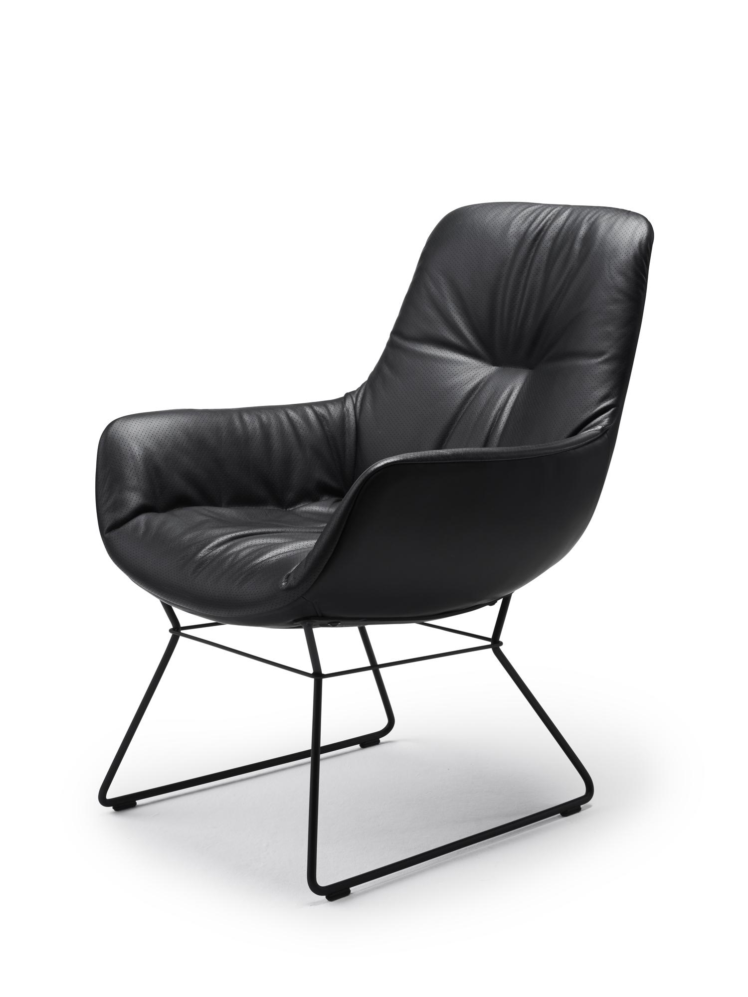 Leya Cocktail Loungesessel Freifrau Sitzmöbelmanufaktur