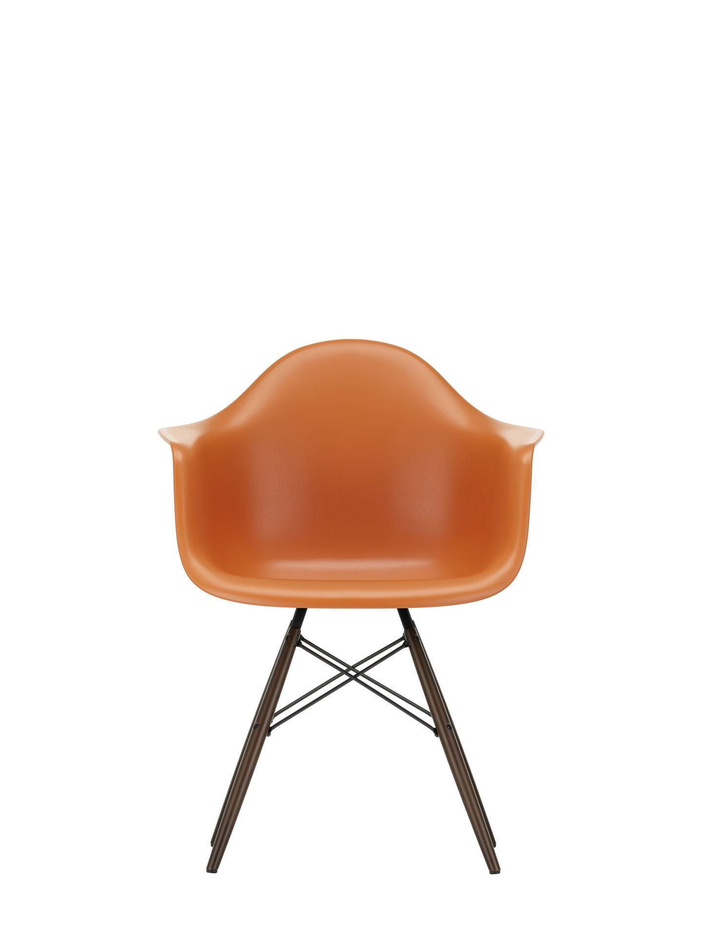Eames Plastic Arm Chair DAW Stuhl Vitra