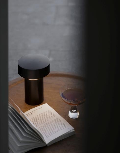 Columns Table Lamp Tischleuchte Menu
