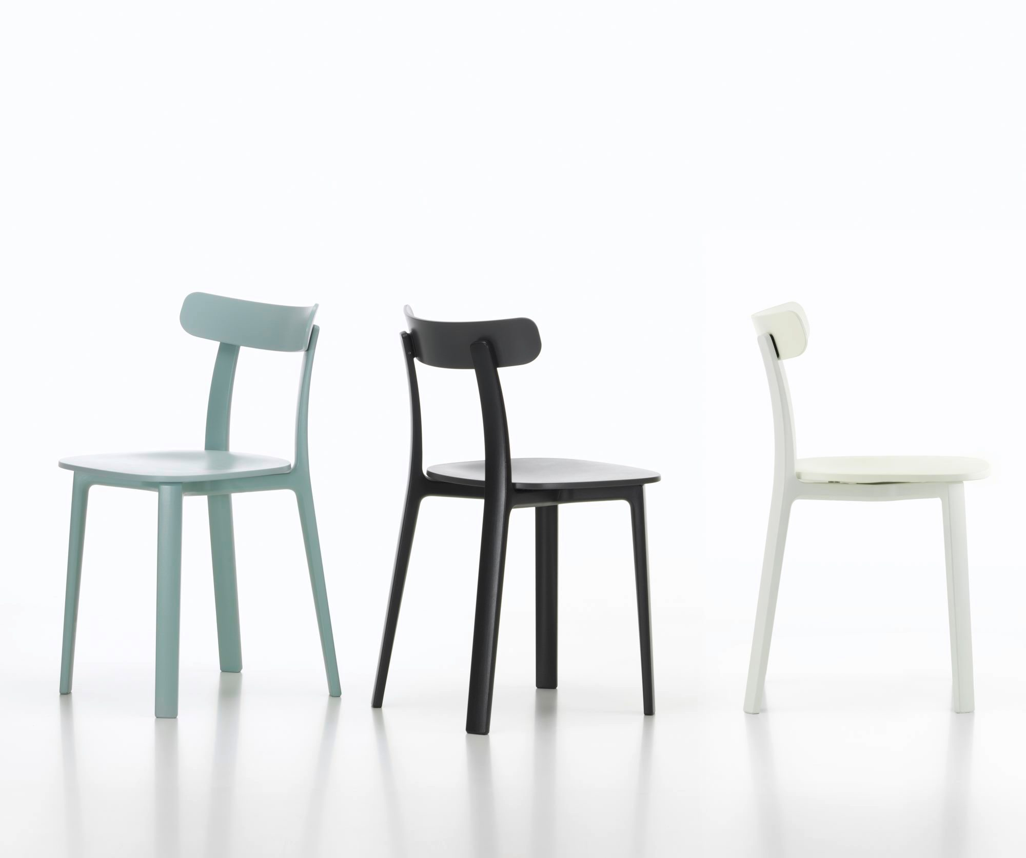 All Plastic Chair Outdoor Stuhl Vitra