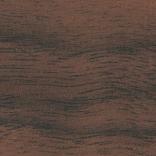 L 190 cm / Walnuss lackiert