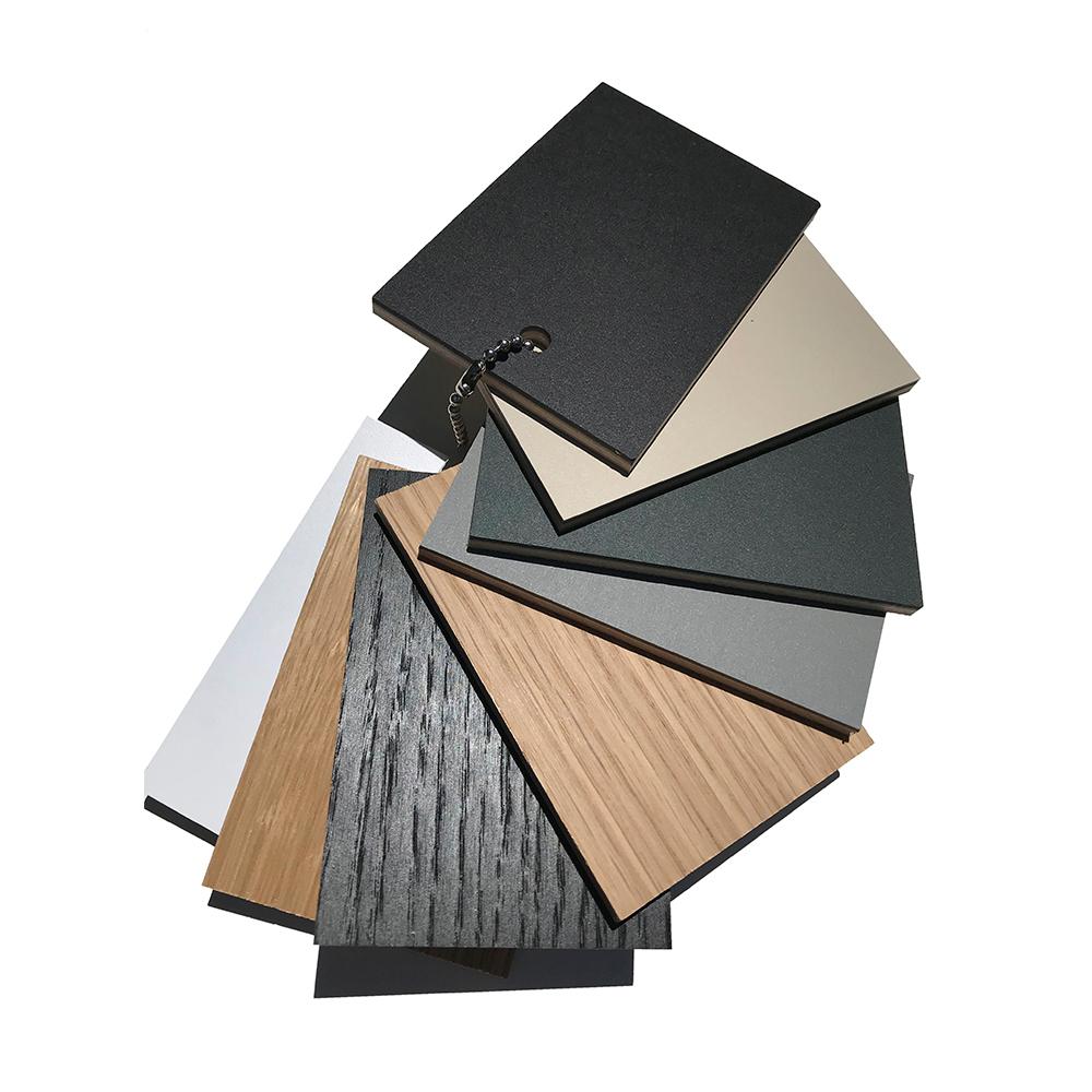Laminat - / Holzmuster für CPH Tisch Hay