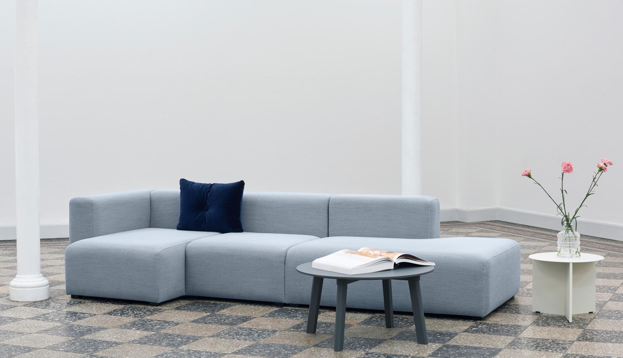 Mags Sofa 3-Sitzer Combination 4 Hay