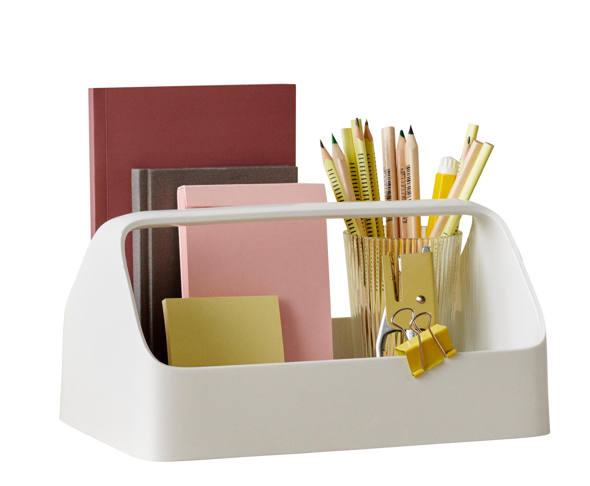 Handy-Box Storage Box Aufbewahrungsbox Stelton Weiss