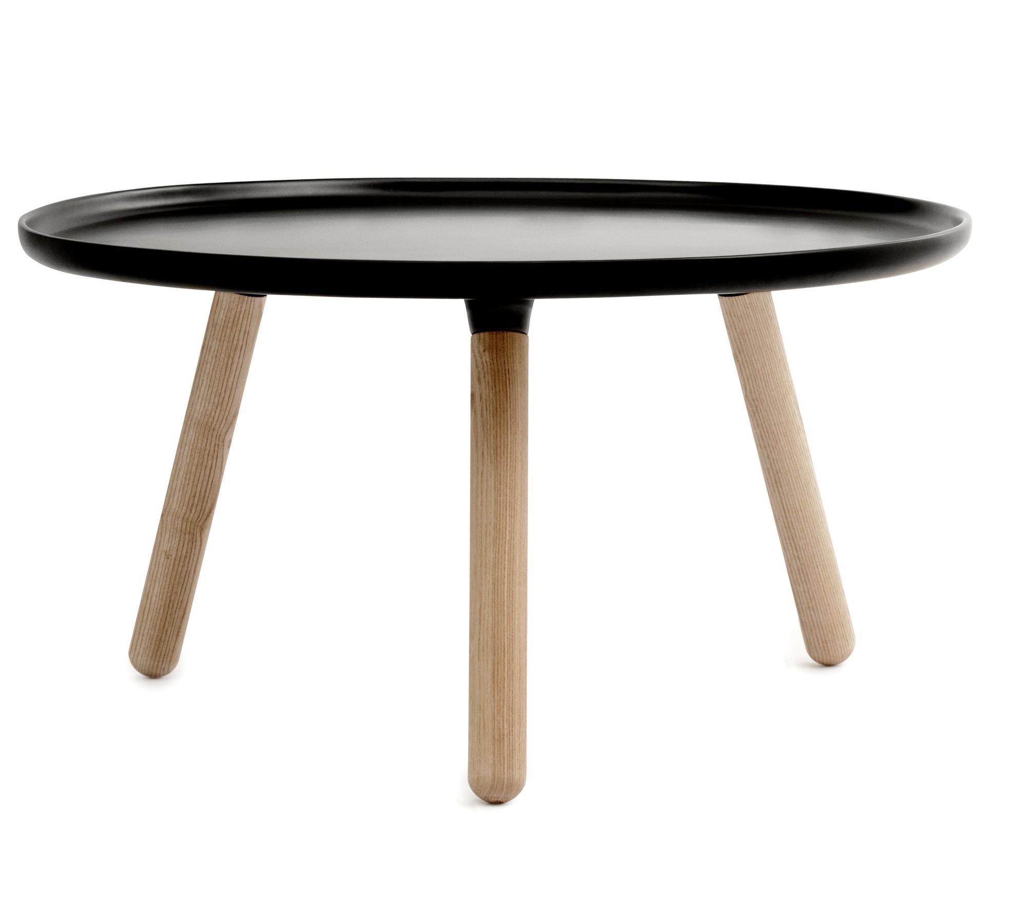 Tablo Table Large Couchtisch Normann Copenhagen Schwarz