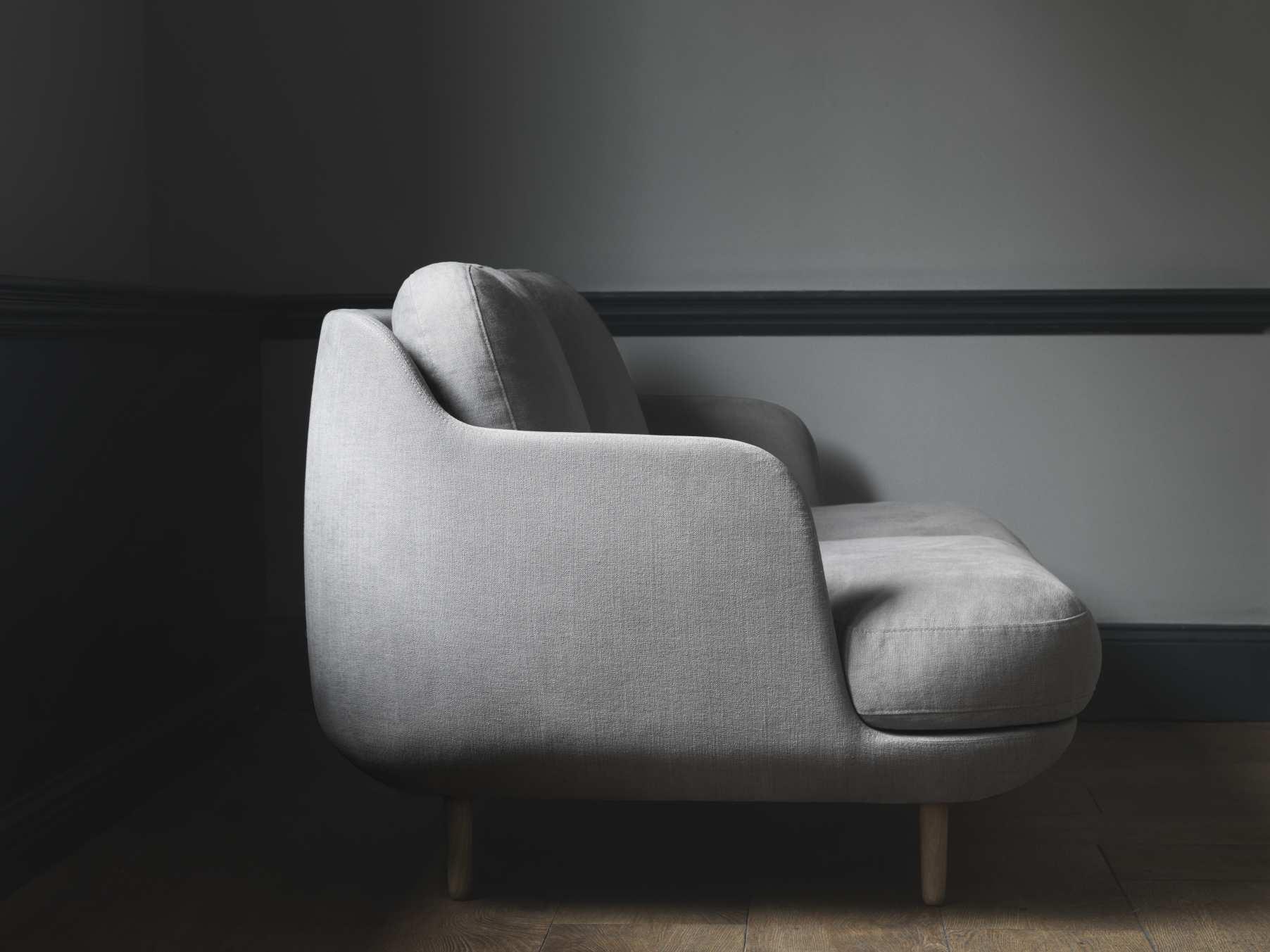 Lune 2-Sitzer Sofa Fritz Hansen