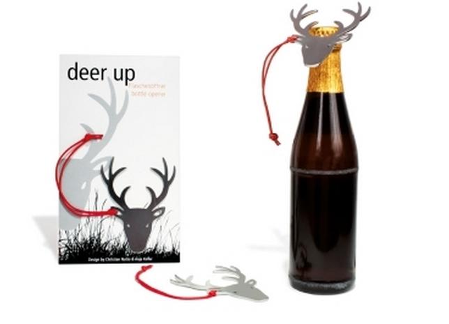 Deer Up Flaschenöffner Designimdorf