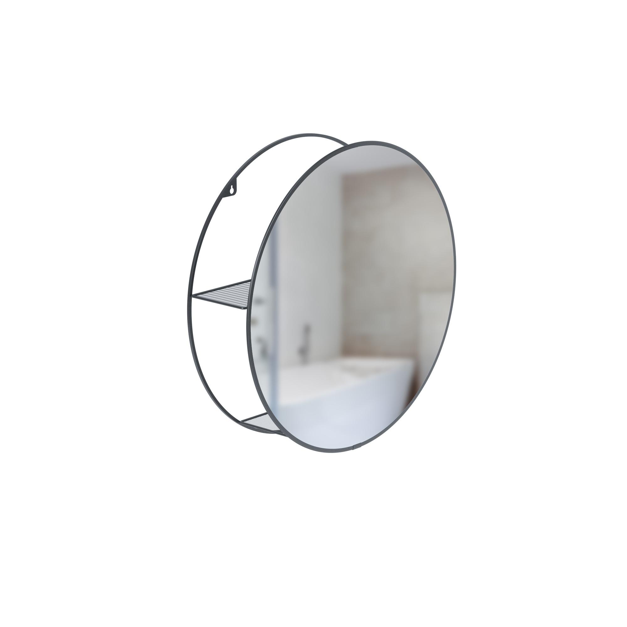 Cirko Mirror and Storage Unit Spiegel mit Aufbewahrung Umbra