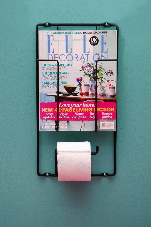 Roll-Mag Toilettenpapier- / Zeitschriftenhalter Capventure