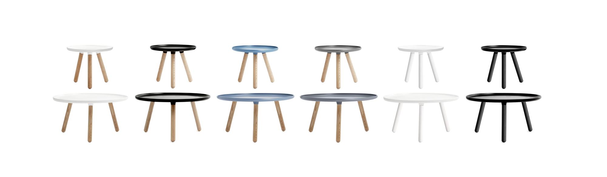 Tablo Table Small Beistelltisch Normann Copenhagen Schwarz
