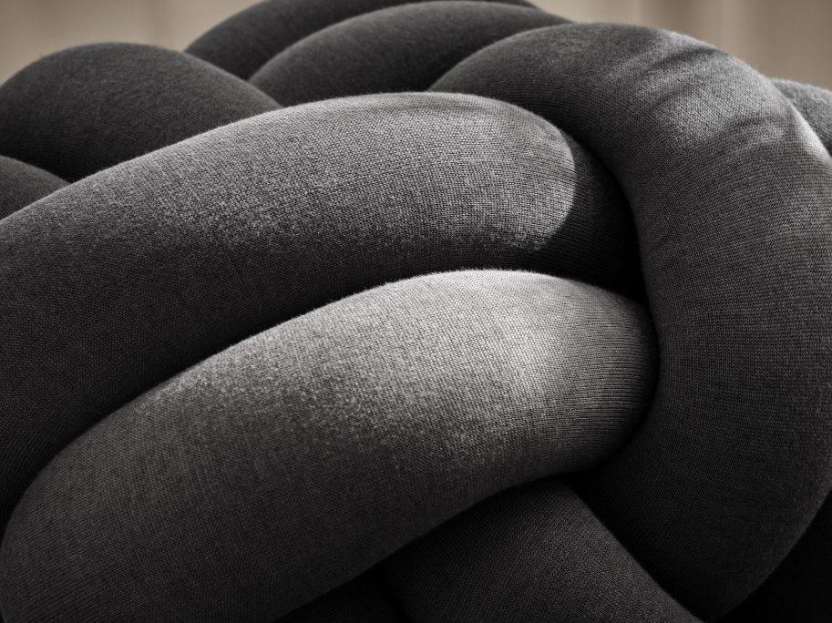 Knot XL Sitzkissen Design House Stockholm