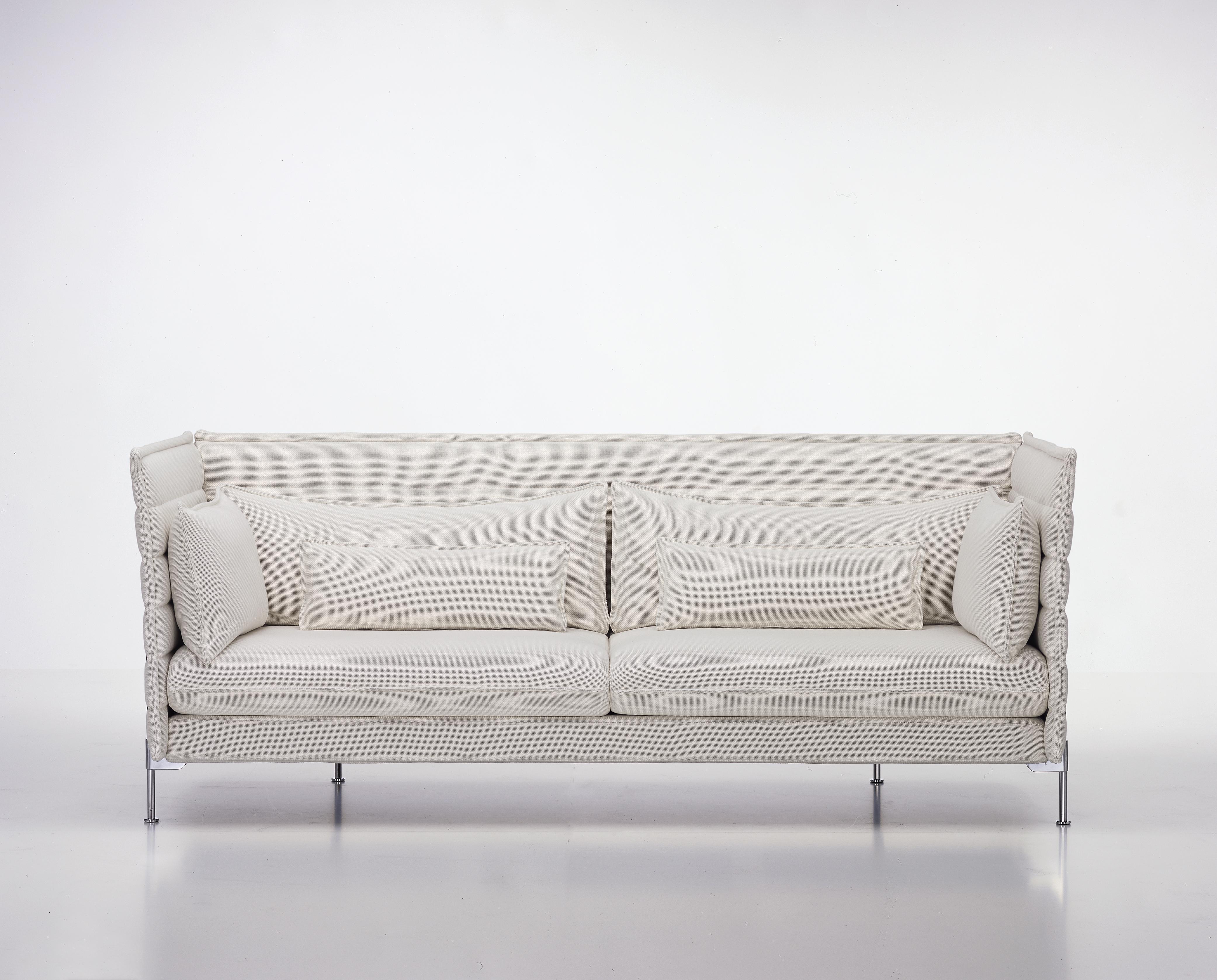 Alcove Drei-Sitzer Sofa Vitra