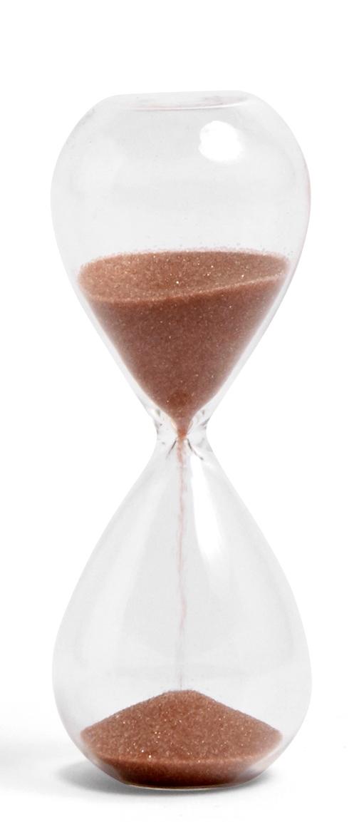Time S Sanduhr Kupfer Hay