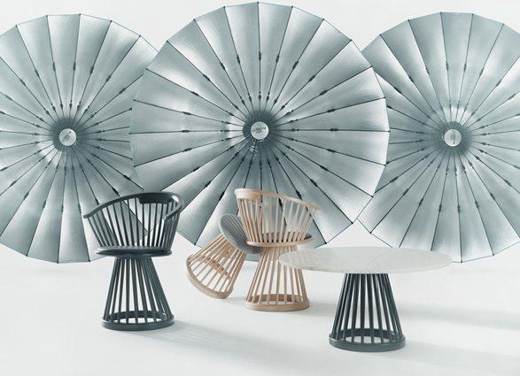 Fan Chair Sessel Tom Dixon