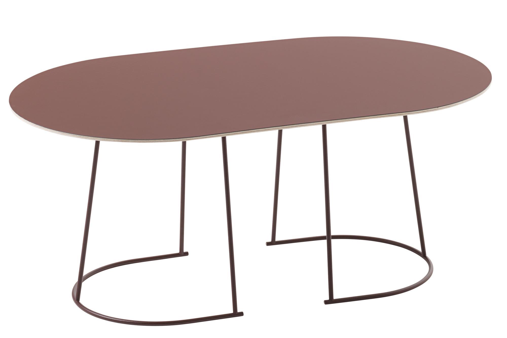 Airy Coffee Table Medium Couchtisch Muuto