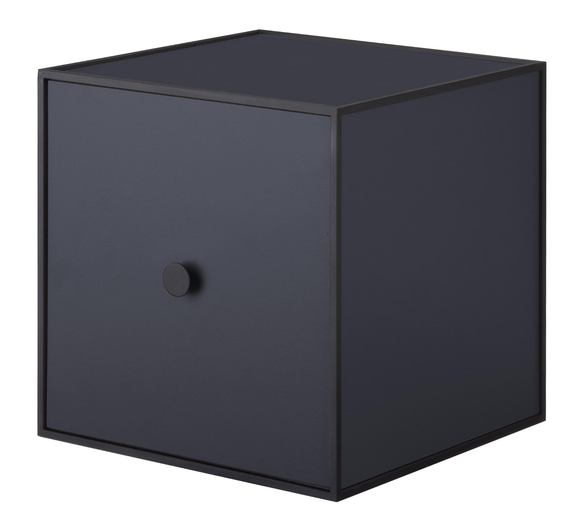 dunkelblau (mit Tür)
