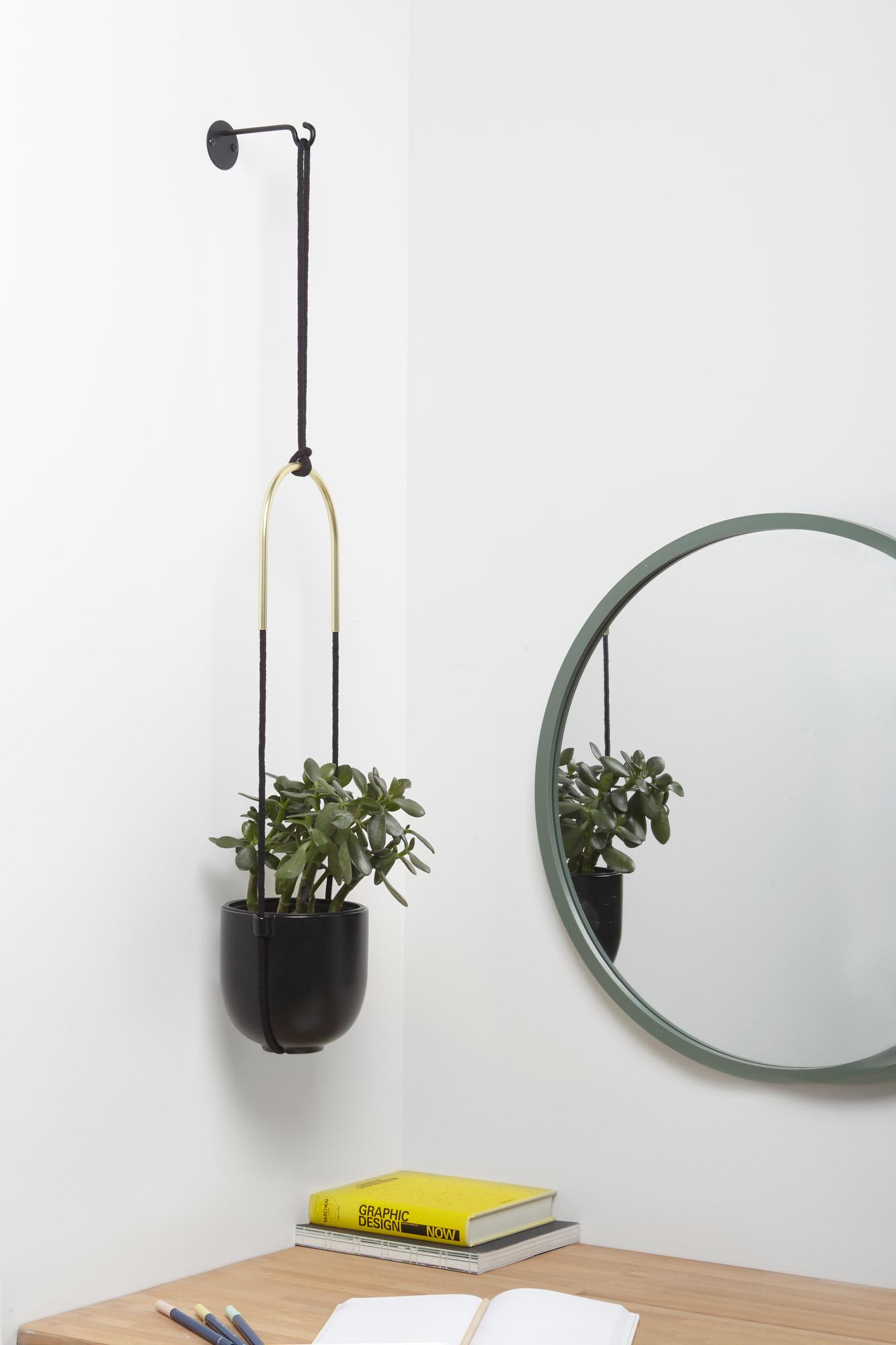 Bolo Hanging Planter hängender Blumentopf Umbra