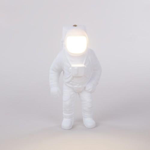 Flashing Starman LED Akkuleuchte Seletti