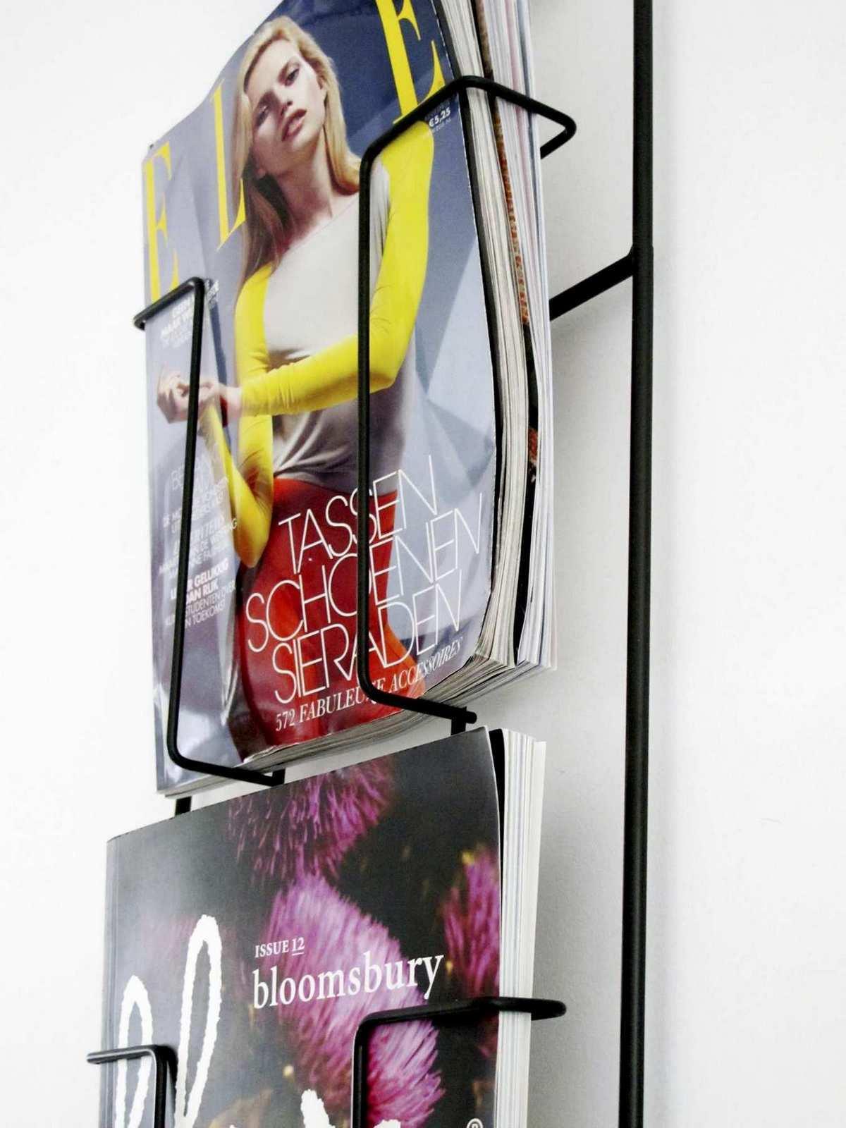 Frame-3 Zeitschriftenhalter Capventure