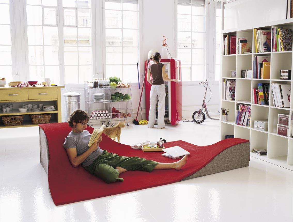 Flying Carpet Wedge Keil Nanimarquina