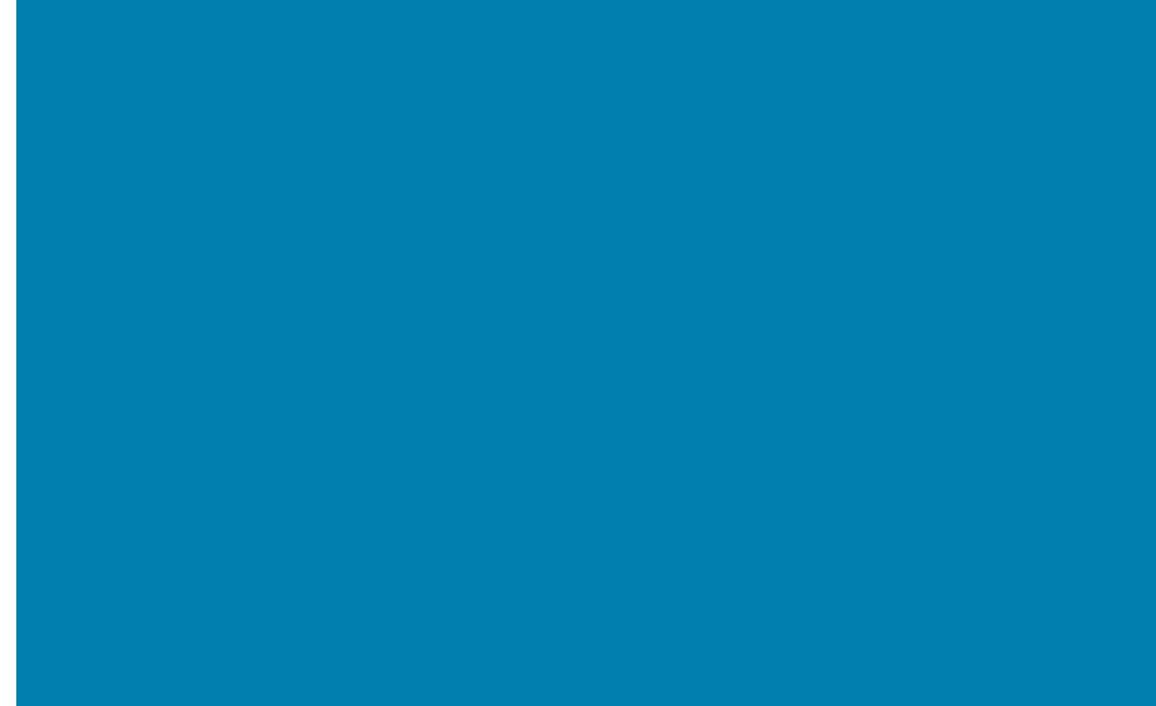 Stahl pulverbeschichtet lichtblau