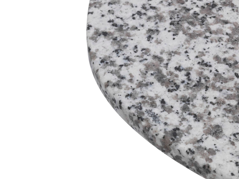 Era Table Beistelltisch Normann Copenhagen-grau-Aluminium