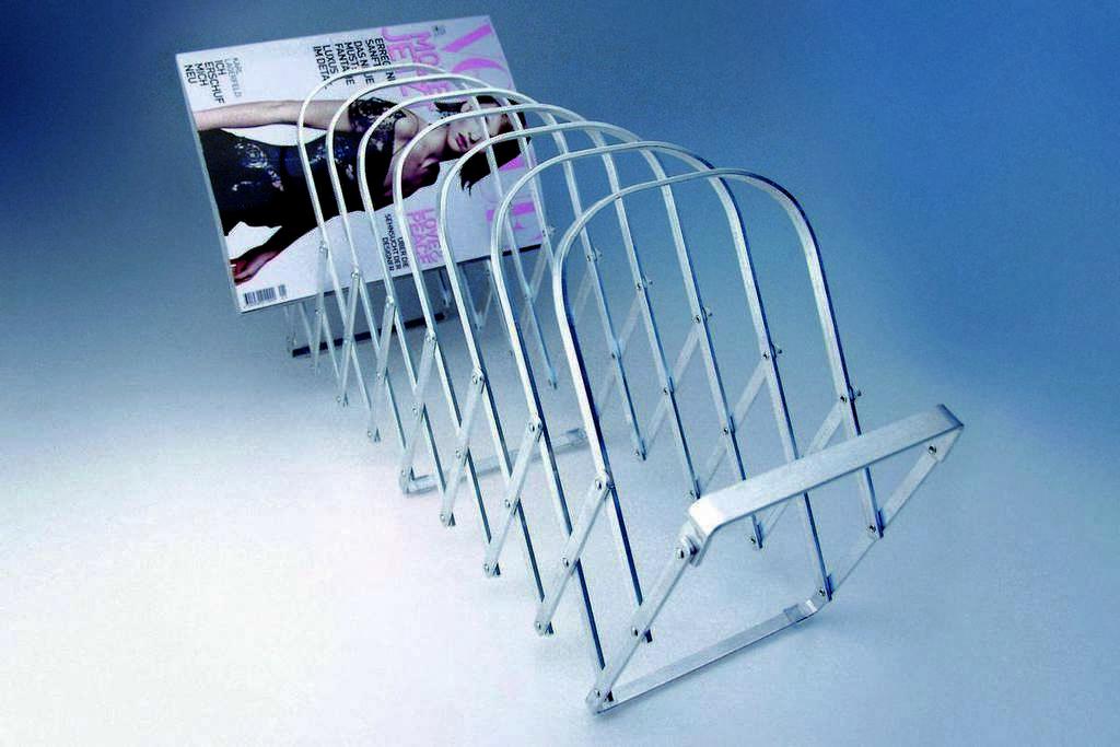 Collator Zeitungsständer Radius