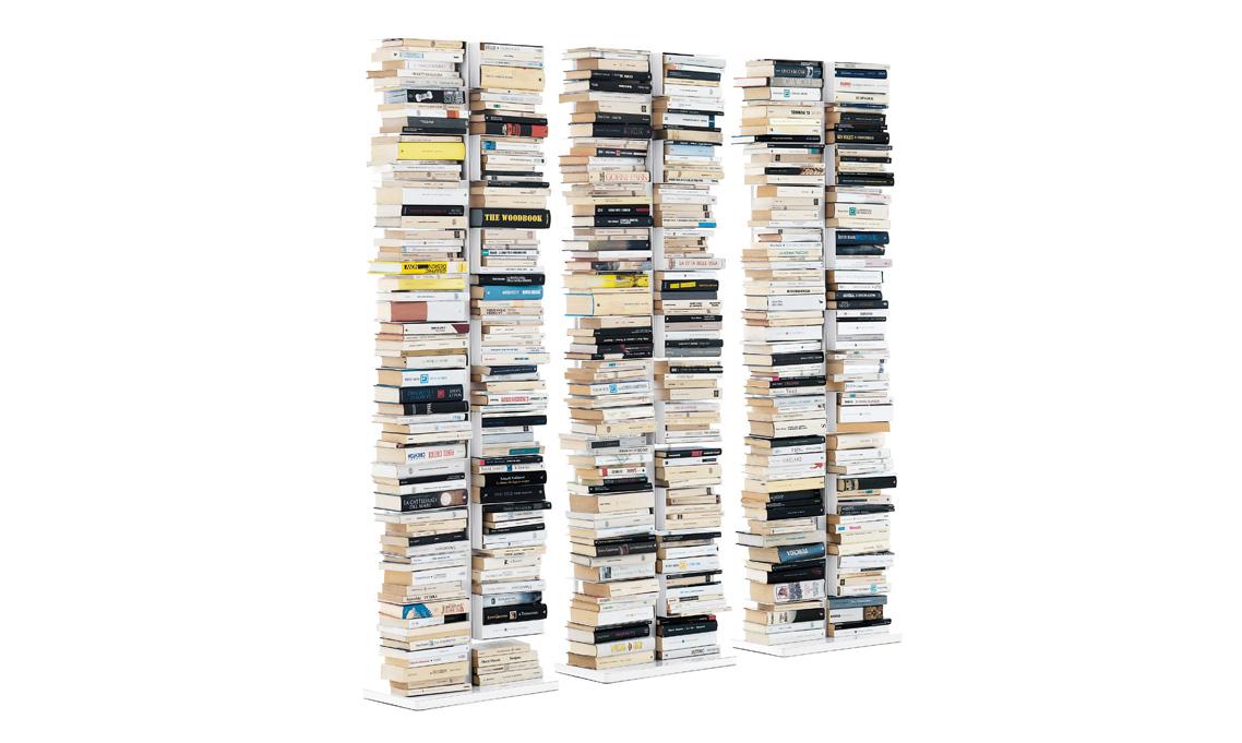 Ptolomeo Bücher/ CD Säule PTX2WW Opinion Ciatti
