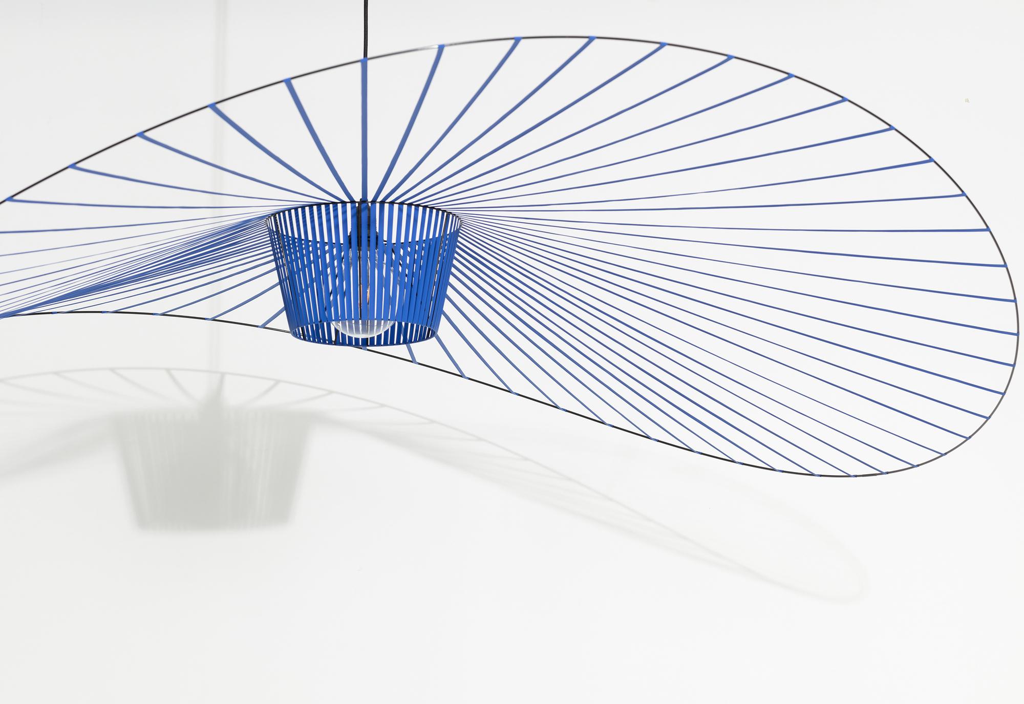 Vertigo Pendelleuchte Klein Petite Friture-Kobaltblau