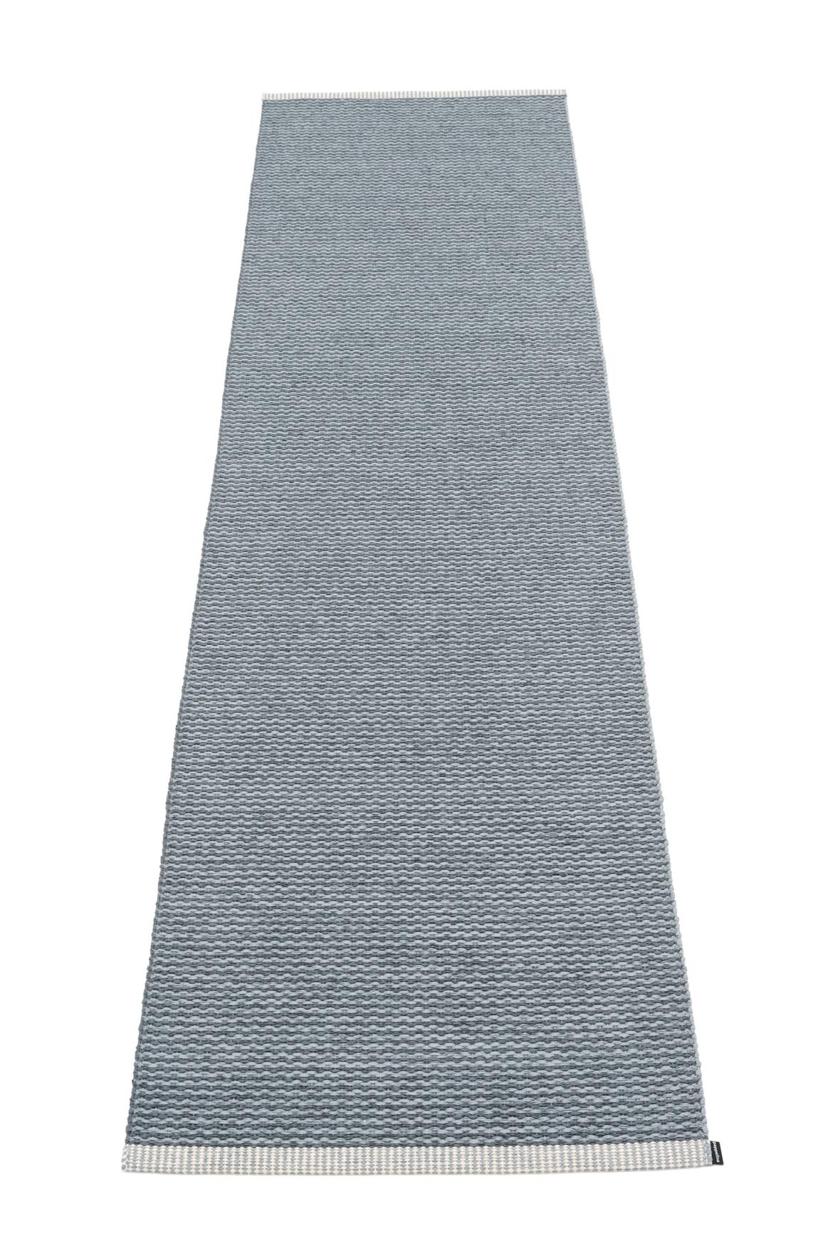 Mono Kunststoffteppich 60x250 Pappelina Granit