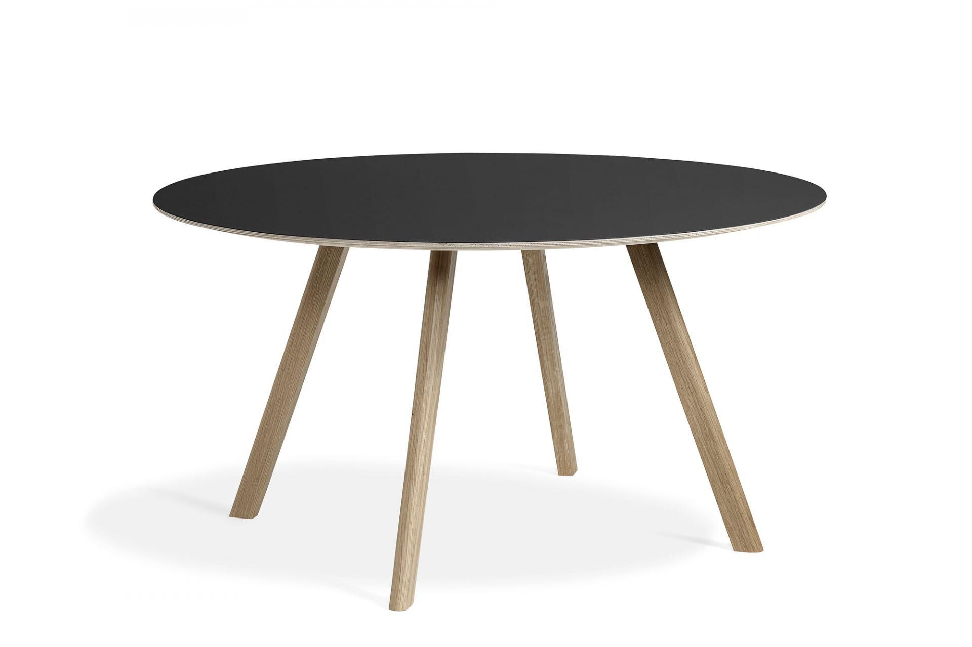 Copenhague Table Cph 25 Tisch Rund O 140 Cm Hay Hay Cph 20 D 140 Cm