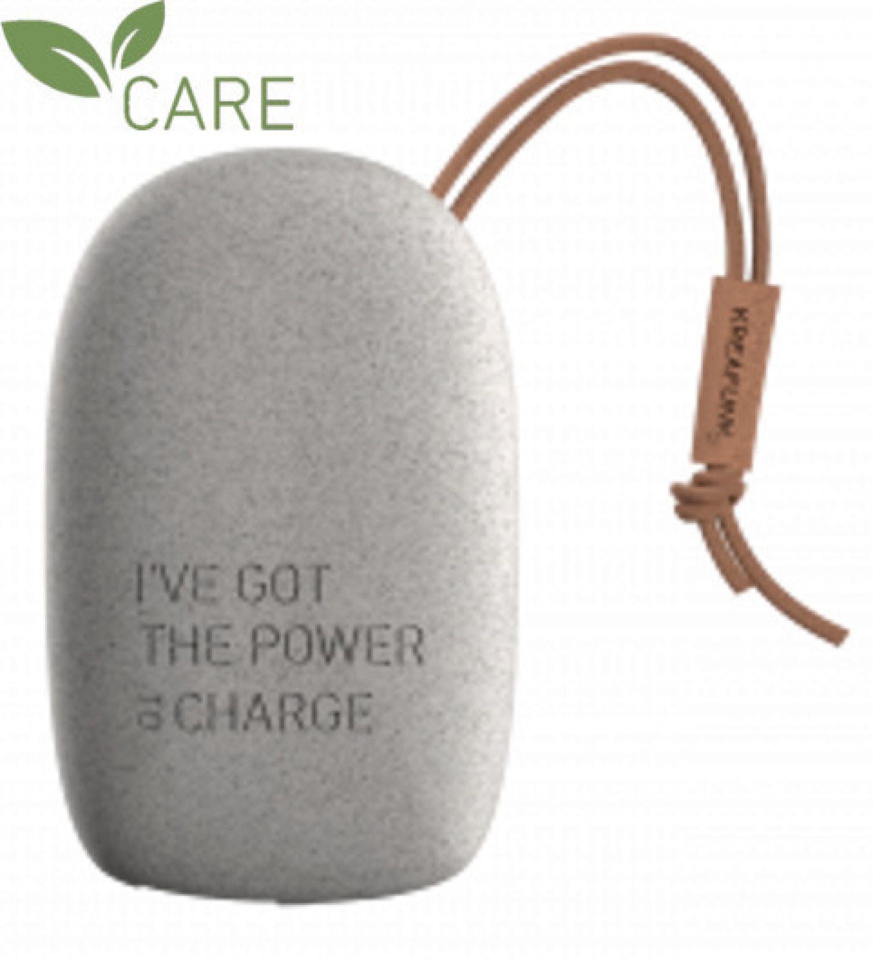 toCHARGE Care Powerbank Kreafunk