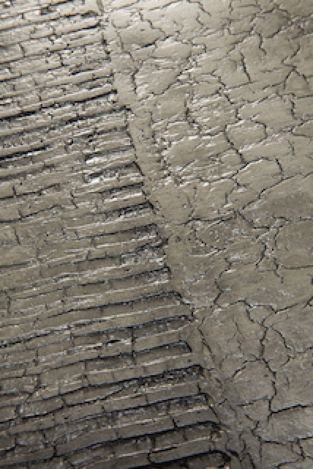 Celeste Beistelltisch Lava Linear Ethnicraft