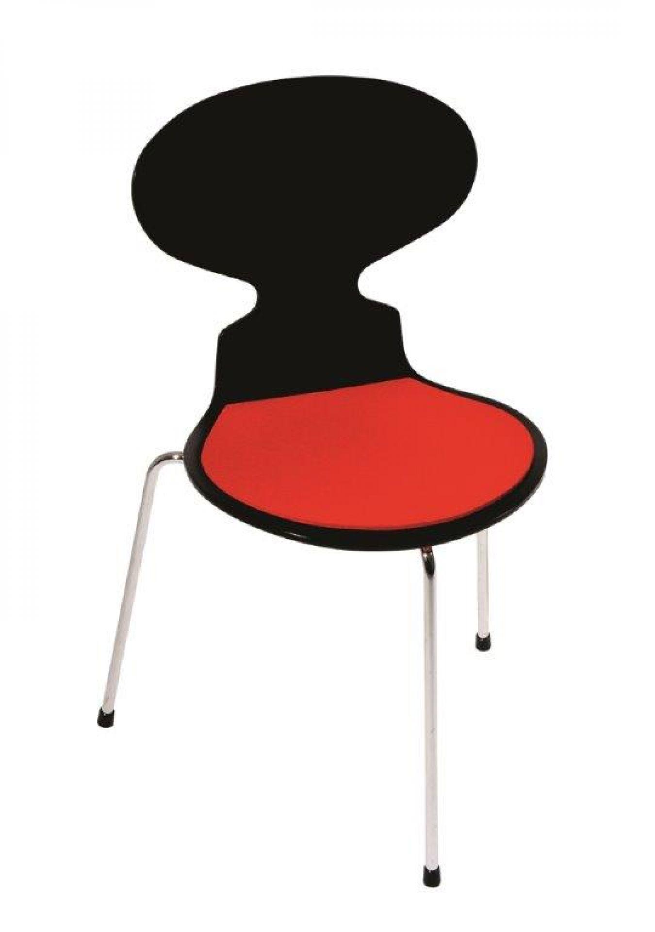 Sitzauflage - Filzauflage für Ameise Stuhl von Arne Jacobsen Parkhaus Berlin
