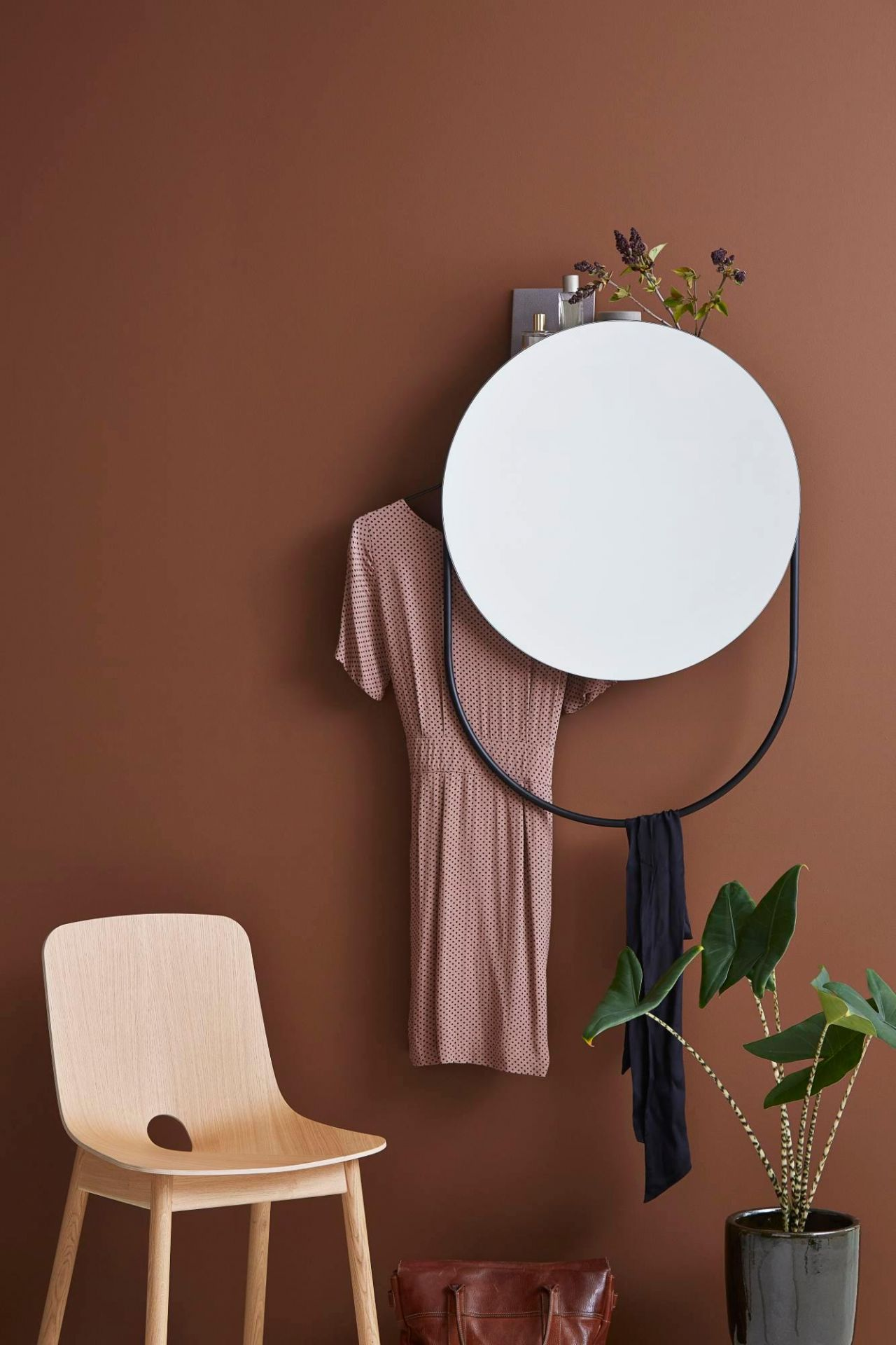 Mirror Verde Wandspiegel Woud