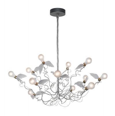 Birdie LED Hängeleuchte/Kronleuchter Ingo Maurer