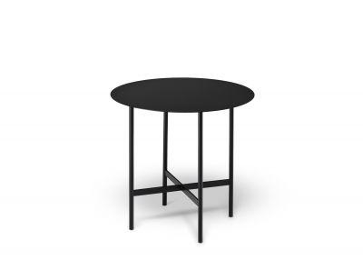 BETA Couch- und Beistelltisch klein tiefschwarz Müller Möbelfabrikation
